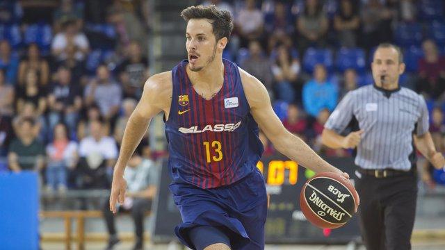 Thomas Heurtel (FC Barcelona Lassa)