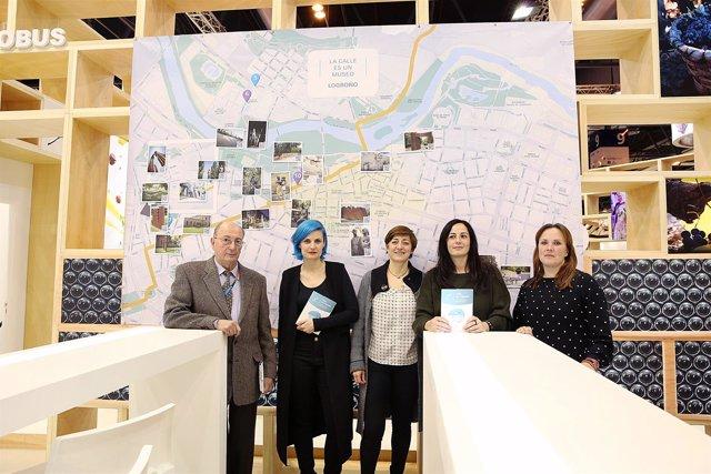 Presentación 'La Calle es un museo'
