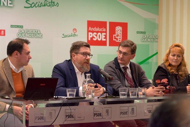El consejero Sánchez Haro presenta ayudas para mejorar caminos rurales