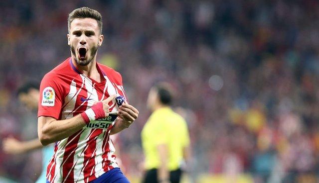 Saúl (Atlético de Madrid)