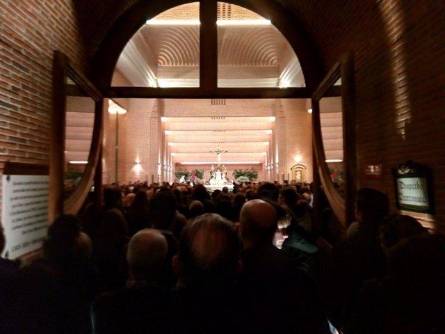 Funeral de Diana Quer