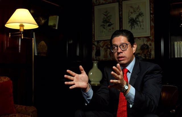 El subsecretario de Comercio Exterior de México, Juan Carlos Baker.