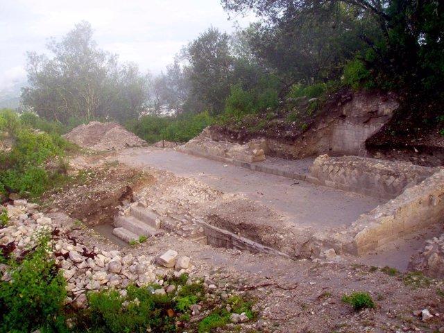 Excavación enTeposcolula-Yucundaa.