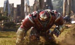 Nuevo vistazo al Hulkbuster de Vengadores: Infinity War (MARVEL STUDIOS)