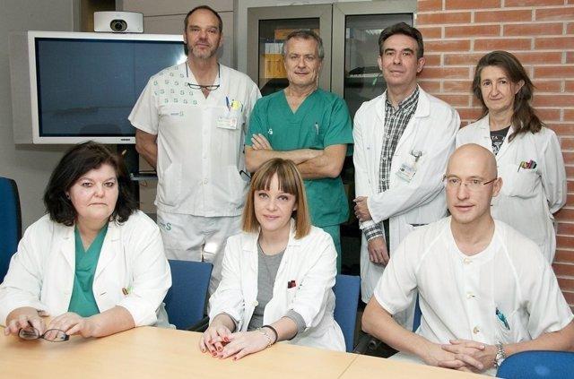 Investigadores del hospital de guadalajara