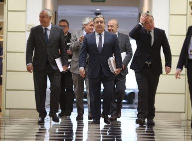 Zoido revela que el reforç policial a Catalunya per l'1-O va costar 87 milions d'euros (Europa Press)