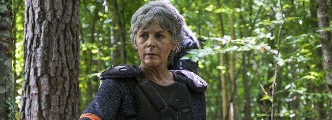 Así salvó The Walking Dead la vida de una de sus fans (AMC)