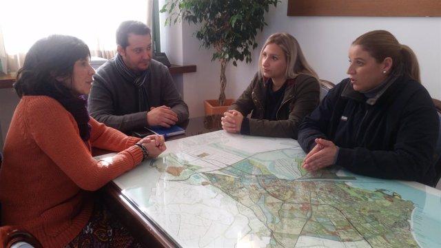Nota De Prensa Reunión Con Las Costaleras Portuenses
