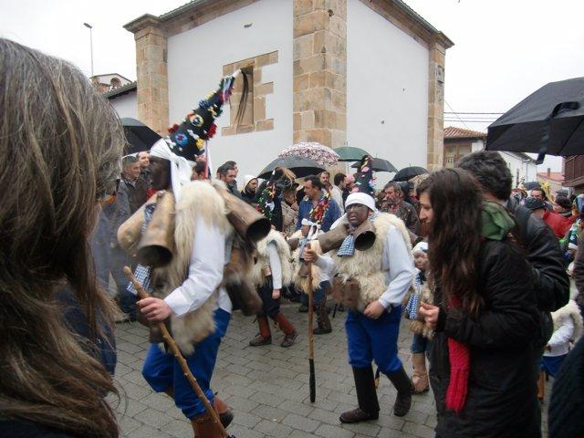 Fiesta De La Vijanera, Carnaval