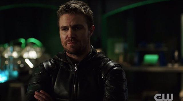 Stephen Amell en 'Arrow'