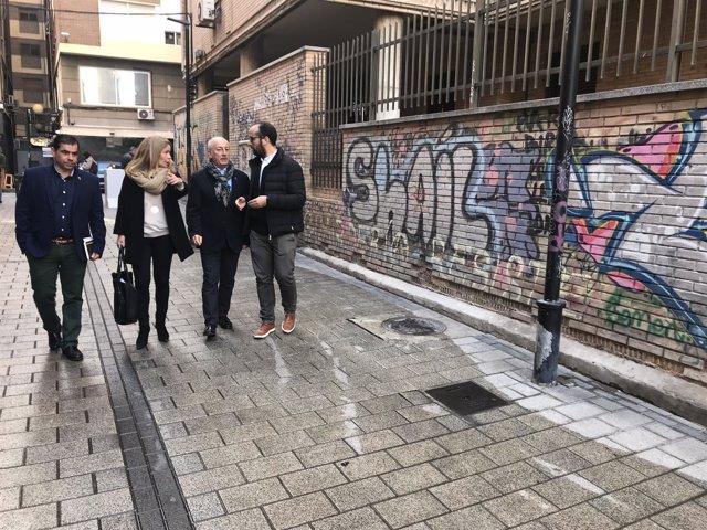 RQOEU ORTIS PRESENTA NUEVA CAMPAÑA OFICINA GRAFITI