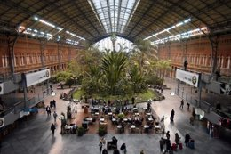Estación de Madrid-Atocha