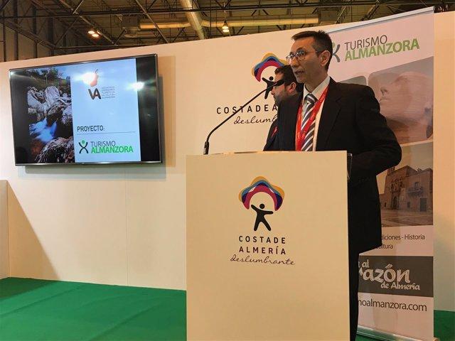 La Asociación de Empresarios del Valle del Almanzora ha presentado su web.