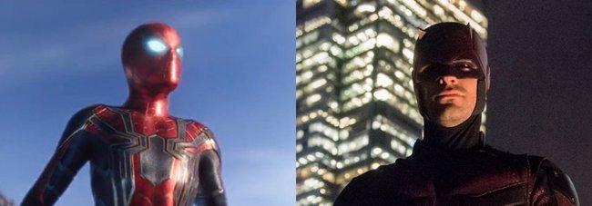 ¿Revelada la conexión entre Daredevil y Vengadores: Infinity War? (NETFLIX/MARVEL)