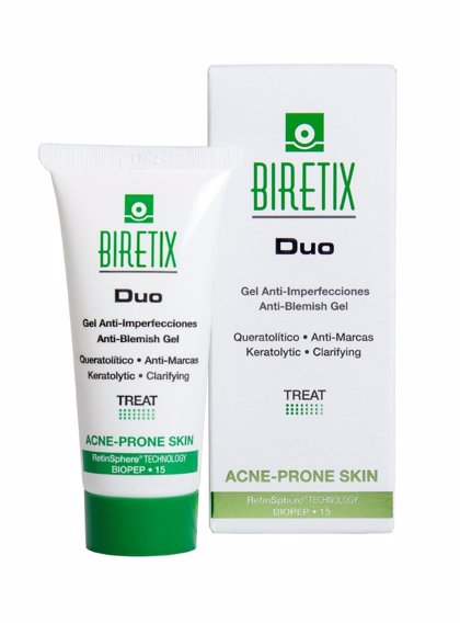 Cantabria Labs presenta 'Biretix Duo gel anti-imperfecciones' para pieles con tendencia acneica