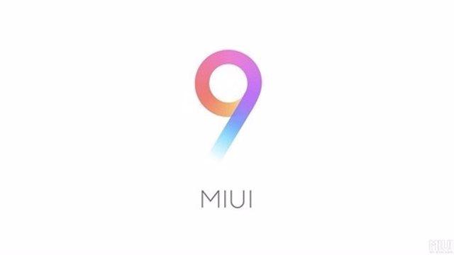 MIUI 9 de Xiaomi