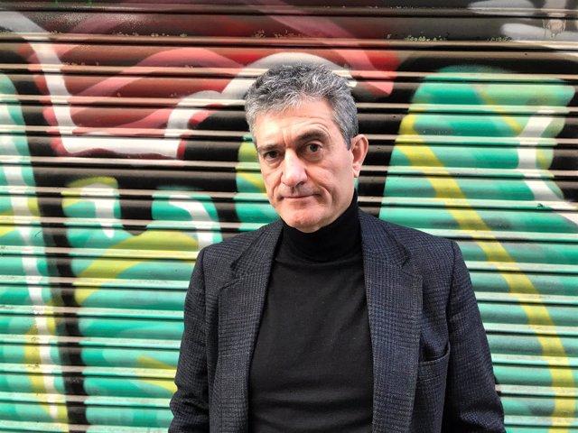 Guillermo Fesser, autor de 'Mi amigo invisible'