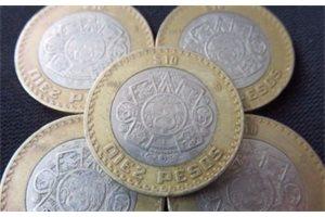 ¿Tienes monedas raras de 10 pesos? en internet pueden llegar a valer incluso 100 veces más