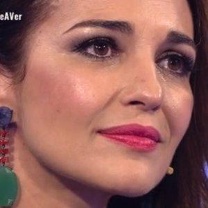 """Paula Echevarría, llora ante una fan: """"Gracias a personas como tú el mundo es mejor"""""""