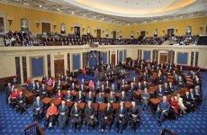 La Cambra de Representants dels EUA aprova un pressupost a curt termini per evitar el tancament de l'Administració (YOUTUBE)
