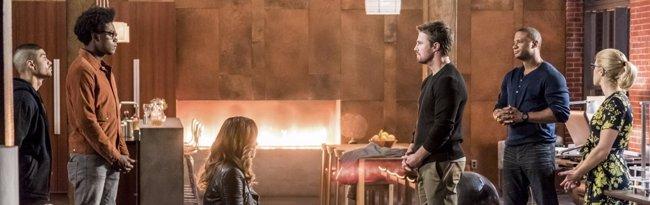 Así fue el regreso de Arrow en el 6x10: ¿La vuelta del equipo original? (THE CW)