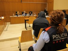 Condemnat a 66 anys de presó un violador de l'Eixample per atacar quatre dones a Barcelona (EUROPA PRESS)