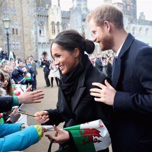 Meghan Markle y el Príncipe Harry, el estilo informal que enamora en Reino Unido