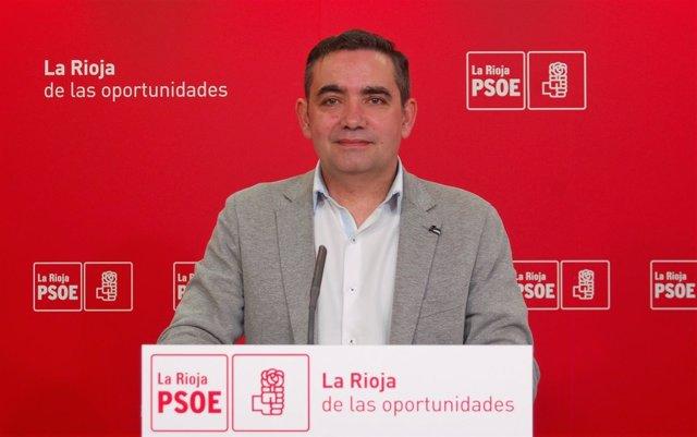 El diputado socialista, Ricardo Velasco