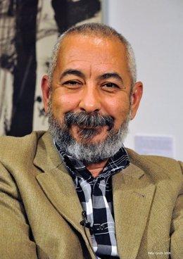 El escritor Leonardo Padura