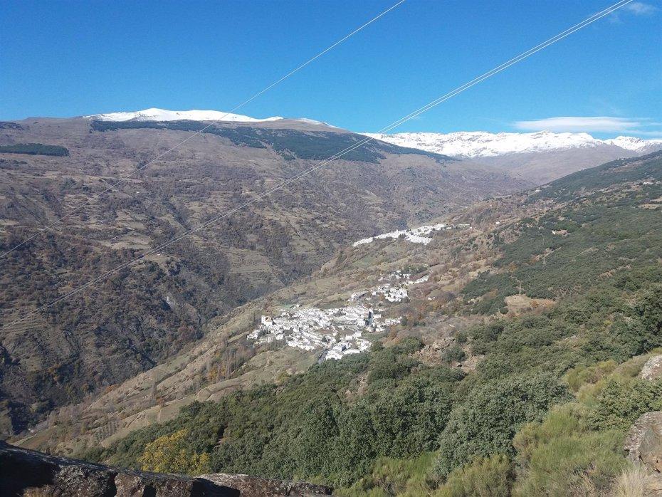 Foto: Andalucía incorpora cuatro pueblos a la red de Los Pueblos Más Bonitos de España (EUROPA PRESS)