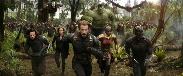 Batalla final del filme