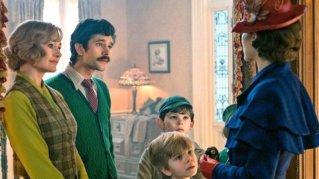 Nueva imágen de 'El regreso de Mary Poppins'