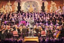 L'OSV arrenca 2018 amb 'Mozart i Peer Gynt' al Palau de la Música aquest dissabte (JUANMA PELÁEZ )