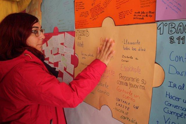 Estudiantes del IES Isbilya reciben formación sobre cuidados paliativos