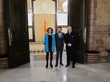 Torrent anirà al municipi de Junqueras en la seva primera visita institucional (EUROPA PRESS)