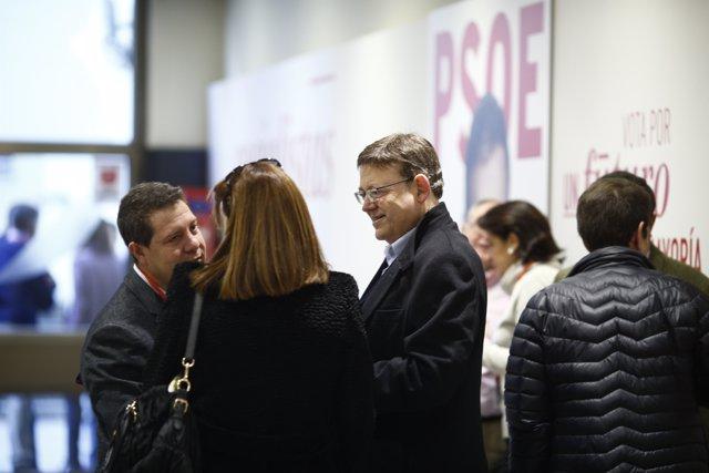 Ximo Puig i Page en una imatge d'arxiu