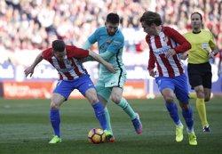 EL FC BARCELONA NIEGA CONTACTOS CON GRIEZMANN Y REITERA SU RESPETO POR EL ATLETICO