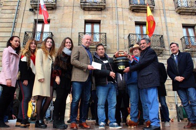 Ayuntamiento De Reinosa/ Premios Concurso Ollas Ferroviarias San Sebastián