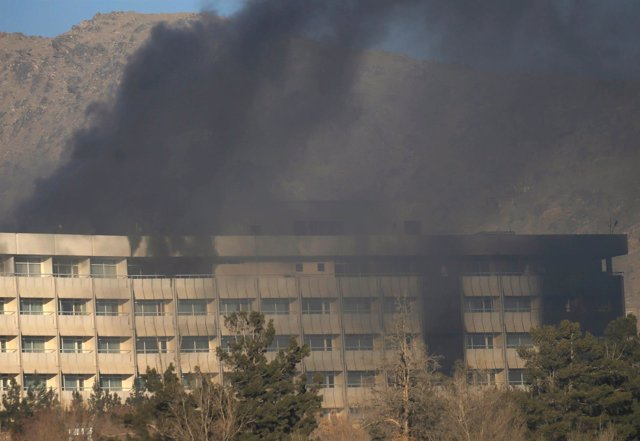 Hotel Intercontinental de Kabul