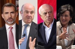 FORO DE DAVOS 2018 | EL REY ENCABEZA UNA DELEGACION DE POLITICOS Y EMPRESARIOS QUE ABORDARA LOS RETOS FUTUROS