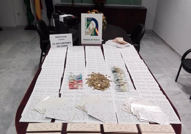 Bingo ilegal de Palmones