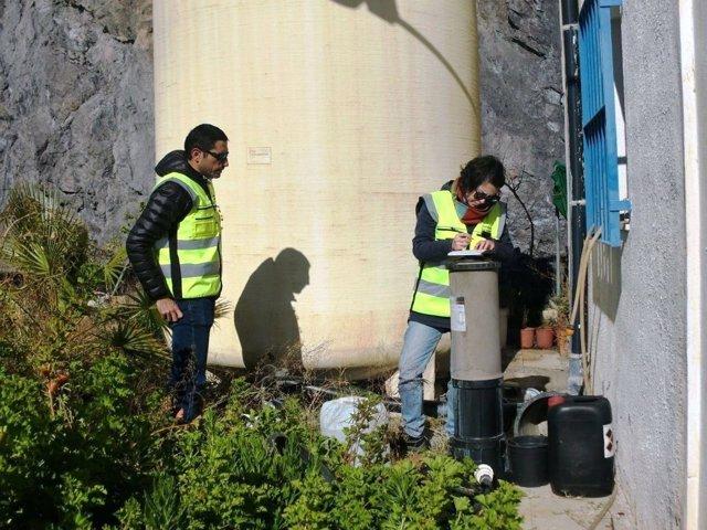 El Proyecto 'Life + Alchimia' ha comenzado la toma de muestras en el terreno.