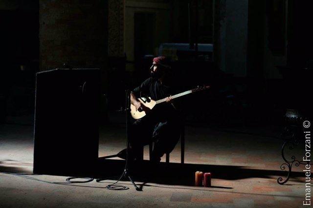 Músico sirio Ashti Abdo