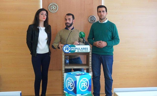 """[Comunicación Pp Andaluz]Comunicado Pp Andaluz+Audio+Foto. Rodríguez: """"Con Juanm"""