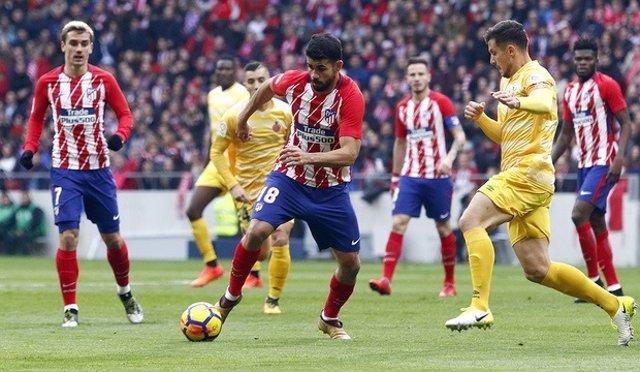 Diego Costa Atlético Girona