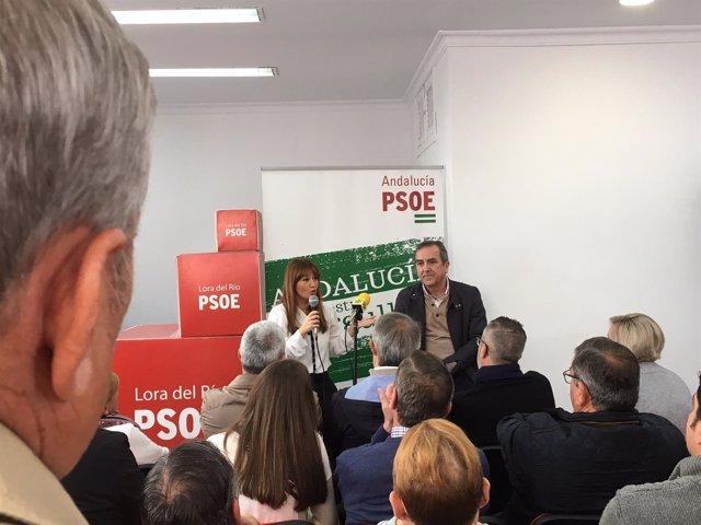 Psoe De Andalucía: Audios Y Fotos Verónica Pérez 21 01 2018