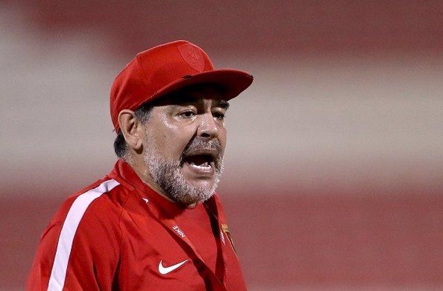 Diego Maradona se une a la búsqueda de Santiago Maldonado