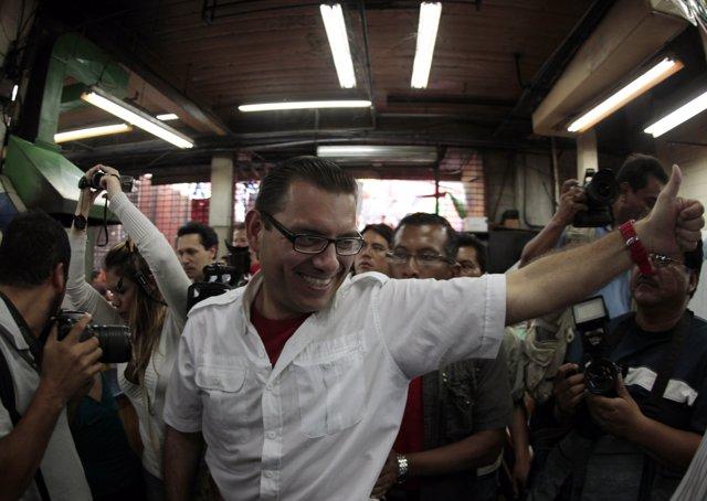 Manuel Baldizón candidato