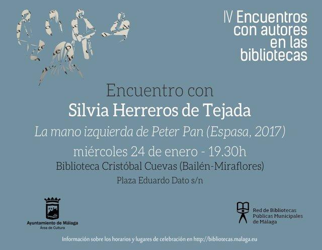 El Ayuntamiento De Málaga Informa: La Especialista En Peter Pan, Silvia Herreros
