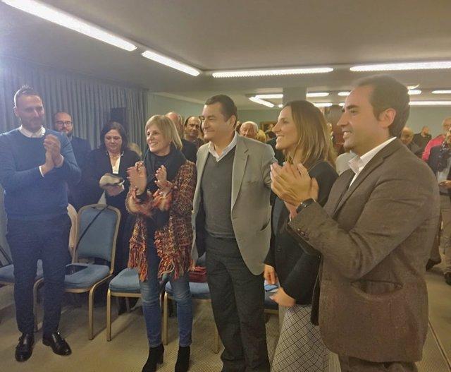 Isabel Jurado es elegida nueva presidenta local del PP de Chipiona